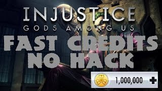Injustice 2.13 - Best Fast Money Strategy