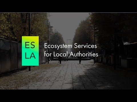 Ecosystem Services for Local Authorities