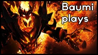 Dota 2 | SHADOWFRIEND DESTRUCTION!! | Baumi plays Shadow Fiend