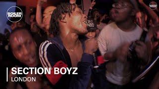 Section Boyz Boiler Room London Live Set