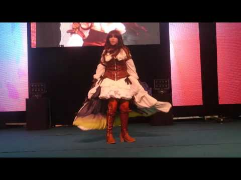 related image - Toulouse Game Show Springbreak - 2017 - Cosplay Samedi - 09 - Code:Realize - Cardia