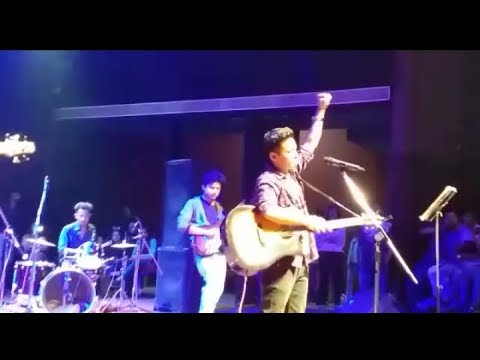 Prabin Borah & The Band   Guwahati University 2019