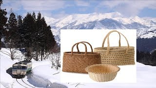Traditional Crafts Made from Natural Materials and Their Super Hand-Weaving