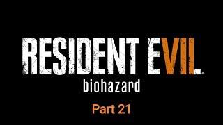 RESIDENT EVIL 7 biohazard_Прохождение. Часть 21
