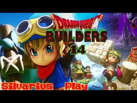 Die Alte Burg ausschlachten xD - Lets Play Dragon Quest Builders PS4 #14