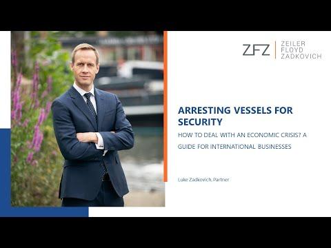 Arresting Vessels for Security