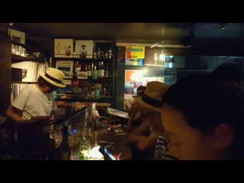 City Lights DJ Jazz-T53 at Music bar 45 Shibuya