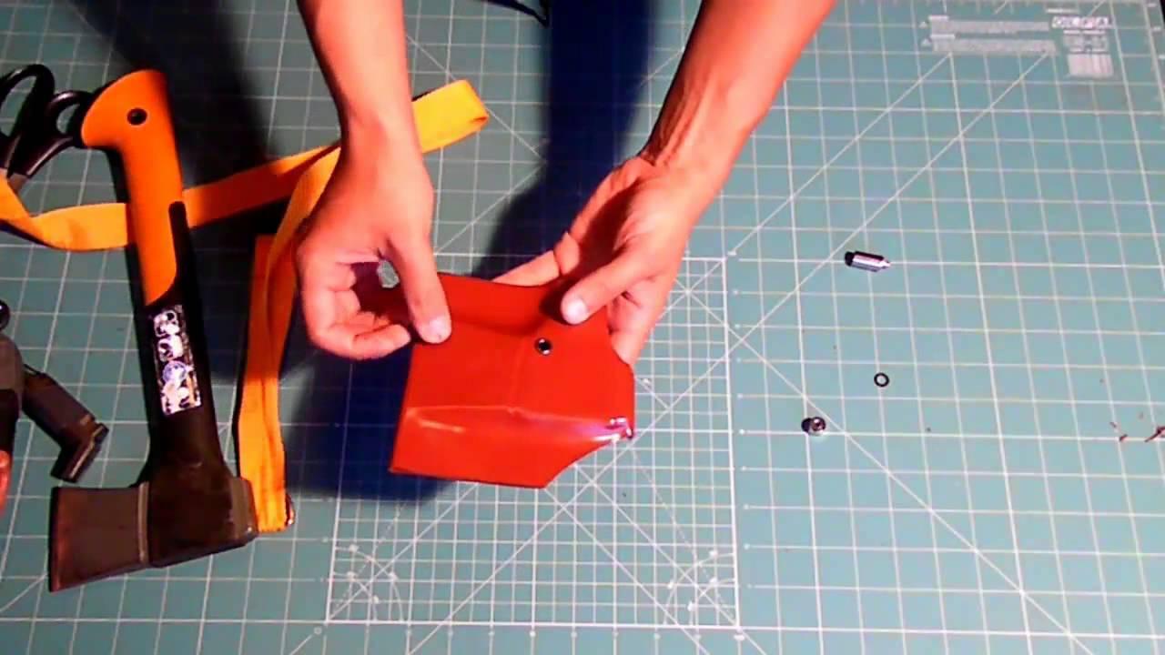 Чехол для топора своими руками из брезента фото 221