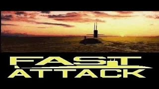 Fast Attack gameplay (PC Game, 1996)