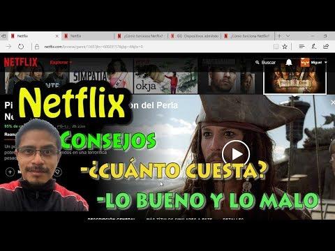 Netflix, Cuánto cuesta  Cómo funciona  Análisis y Consejos  Ver Películas  1 Mes Gratis