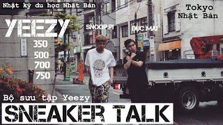 Sneaker Talk Bộ sưu tập YEEZY của Snoop.pi
