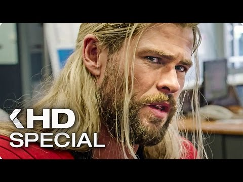 трейлер 2017 - THOR 3: Ragnarok - Vacation Teaser Trailer (2017)
