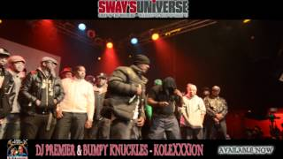 OC- Times UP live at Bumpy Knuckles- Kolexxxion Album Release Party