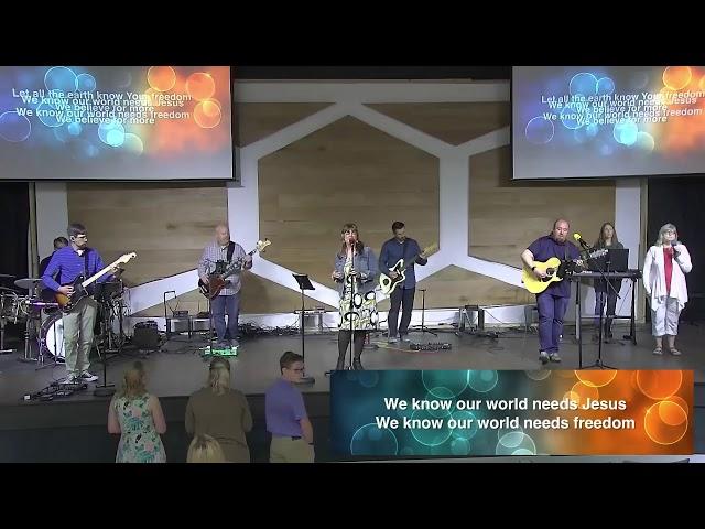 CWCC Worship Service:  cwcclive 4-18-21 8:30