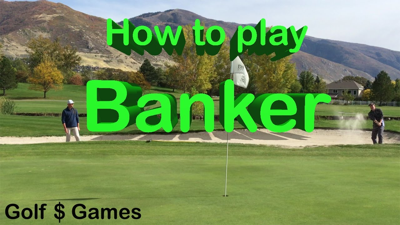 How to play Banker   Golf   Games   YouTube How to play Banker   Golf   Games
