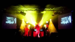 Repus Tuto Matos - Degradant - Live @ Red Mess: Reload, ArktikA club (Spb, Russia 13.12.2013)