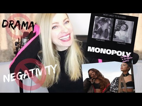ARIANA GRANDE & VICTORIA MONET Monopoly ian&39;s Reaction & Review