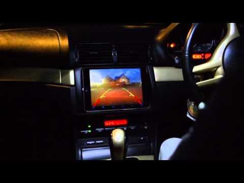 iPad mini BMW E46 kits