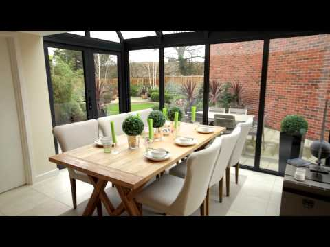 Horsted Park in Chatham, Kent by Countryside – Show Home Tour