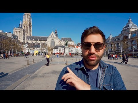 One Day in ANTWERP - Belgium: Things to Do and See