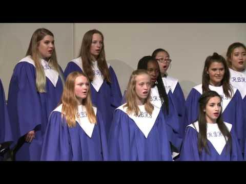 RBHS Choir Winter Concert, December 15 2016