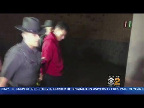Arrest In Fatal Stabbing Of Binghamton University Student