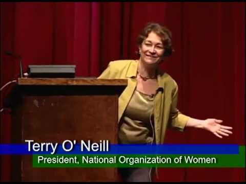 Terry O' Neill - Women, Jobs and Government Cutbacks