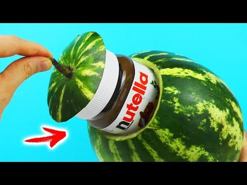 Thumbnail: 5 AWESOME Life Hacks!