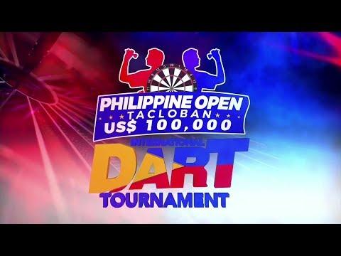Philippine Open International Dart Tournament