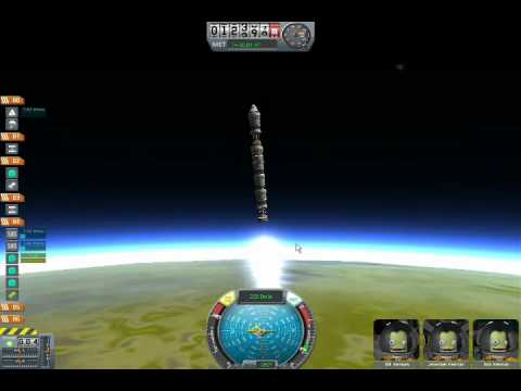 how to change orbit in kerbal