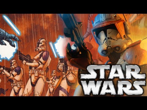 Republic War Crimes: Star Wars lore