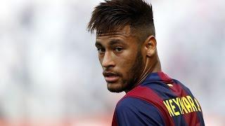 Neymar Jr injurys