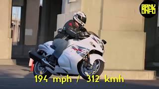 MOTOR PAKAI MESIN JET?! INILAH DAFTAR 5 MOTOR SUPER CEPAT DI DUNIA TAHUN 2019