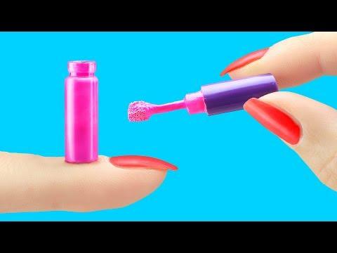 Настоящая мини косметика – 8 идей / Гигантская косметика