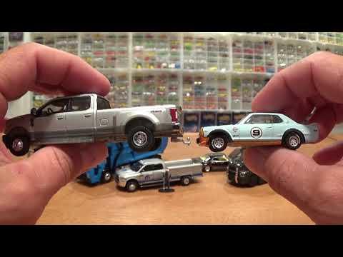 Greenlight S.D. Trucks - Series 7 AND Dually Trucks!