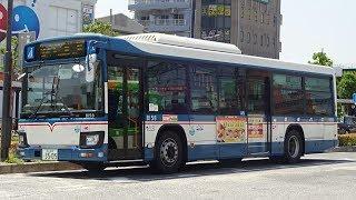 2960【FHD30p】'18年4月29日 金町駅南口 バス撮影記録