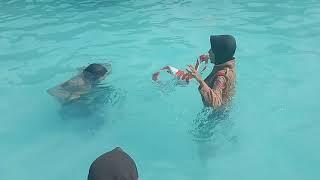 Download lagu MANTAB Buka Baju Pramuka Dalam Air UJI DAN LATIHAN TKK Perenang Pramuka Penggalang 2019 MP3