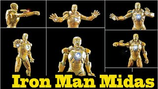 Marvel Super Hero Squad Online Iron Man Midas (Maxed) Review- HD