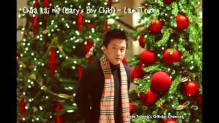 [Audio] 6. Mary's boy child (Chúa hài nhi) - Lam Trường