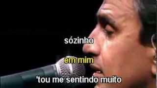 Caetano Veloso - Sozinho - Karaoke