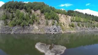 видео Аэросъемка с вертолета, мультикоптера