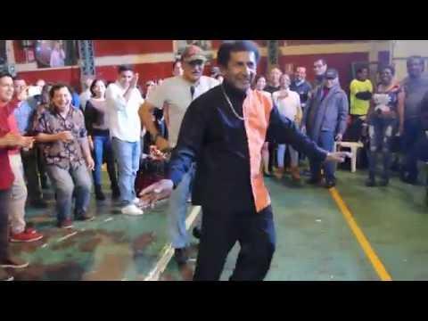 Mano a mano. Bailadores a la antigua en la DescarGa en el Barrio - Lima, Perú 2016
