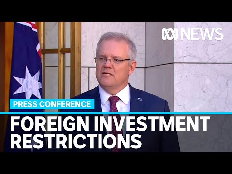 New restrictions on foreign investment in all 'sensitive national security' businesses | ABC News