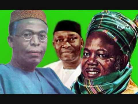 S.AKA - Nigerian Political History