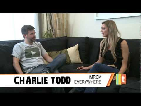 Improv Everywhere's Charlie Todd (Tubefilter  Interview)