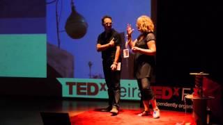 Construir/habitar/refletir: Liliana Soares & Ermanno Aparo at TEDxFeira