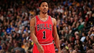 Derrick Rose's LAST GAME With The Chicago Bulls