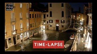 High Tide in Venice TimeLapse - 29 October 2018 - Venice in Motion screenshot 3