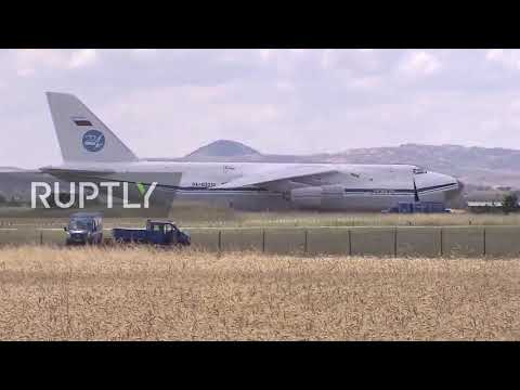 Turkey: First Russian S-400 air defence shipment continues to arrive