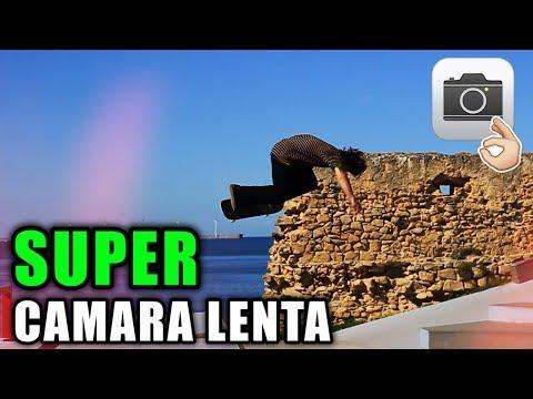 SKATEBOARDING A SUPER CAMARA LENTA 😱